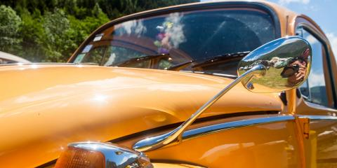 The Do's & Don'ts of Caring for Antique Cars, Charlotte, North Carolina