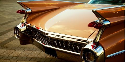 Vintage Auto Show Shares the First 3 Steps of Antique Car Restoration, 2, Poplar Tent, North Carolina