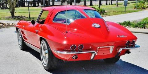 Split-Window Corvette: What You Need to Know About These Collector Cars, 2, Poplar Tent, North Carolina