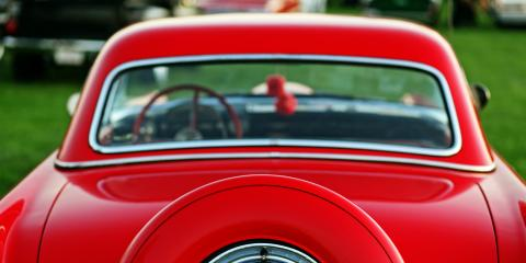 3 Tips to Prepare Your Classic Car for an Auto Show, Charlotte, North Carolina
