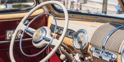 5 Classic Car Maintenance Tips, Charlotte, North Carolina