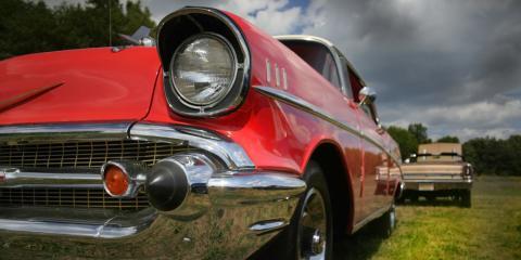 Explore Collector Car History With the Small-Block Chevrolet V8 Engine, 2, Poplar Tent, North Carolina