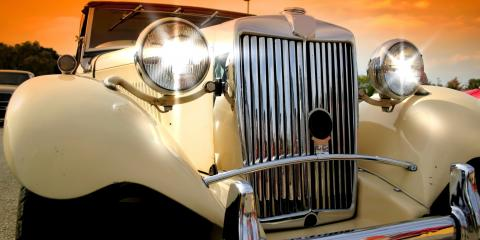 4 Ways to Retain or Increase Classic Car Value, Charlotte, North Carolina