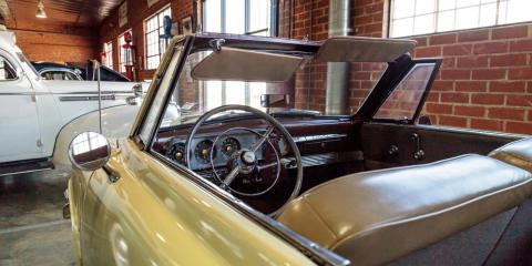 Charlotte Auto Fair's Classic Auto Show Pick: 1950 Studebaker, 2, Poplar Tent, North Carolina