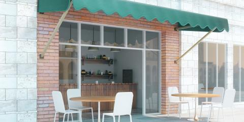 3 Important Steps When Choosing an Awning for Your Business, Greensboro, North Carolina