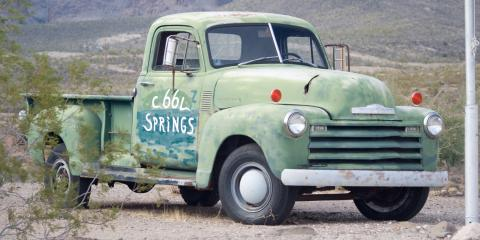 4 Classic Chevy Trucks You Might Not Know About, Charlotte, North Carolina