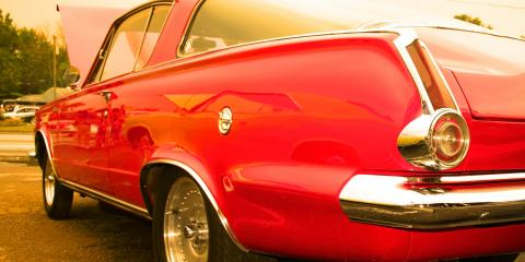 3 Ways to Protect a Collector Car's Paint, Charlotte, North Carolina