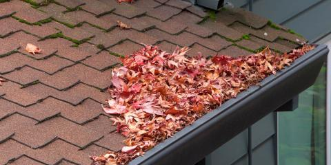 3 Steps to Prepare Gutters for Fall & Winter, Charlotte, North Carolina