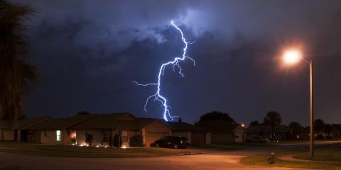 How Does Lightning Affect Your Roof?, Charlotte, North Carolina