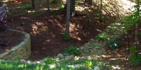 5 Amazing Dry Creek Bed Styles, From Charlotte's Landscaping Experts , Stallings, North Carolina