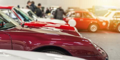 3 Ways to Maximize Your Time at the Car Show, Charlotte, North Carolina