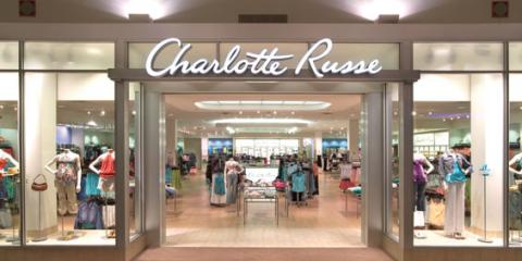 Charlotte Russe is Rushing to the Mall at Bay Plaza, Bronx, New York
