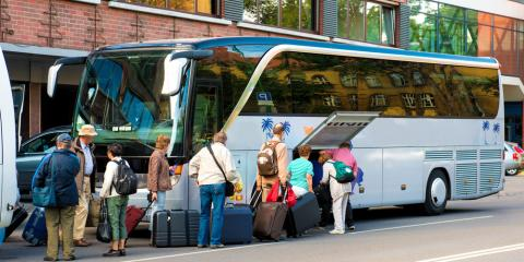 4 Ways a Charter Bus Makes Group Trips Simple, Bolton, Connecticut