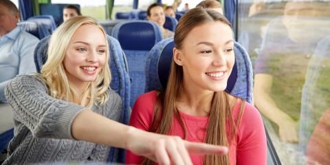 3 Ways to Entertain Passengers on Long Bus Rides, Bolton, Connecticut