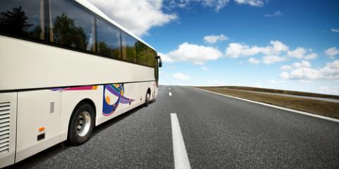 Top 3 Reasons to Take a Charter Bus Over Other Modes of Transportation, Bolton, Connecticut