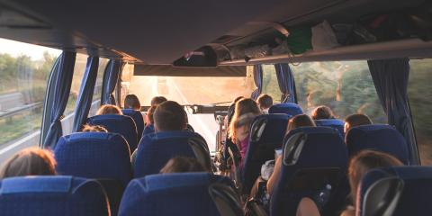 4 Benefits of Using a Charter Bus for Sporting Events, New York, New York