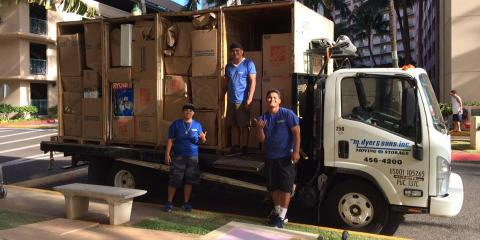 M. Dyer & Sons, Inc., Moving Companies, Real Estate, Pearl City, Hawaii