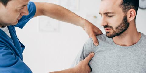 What Does It Mean to Dislocate Your Shoulder?, Sartell, Minnesota