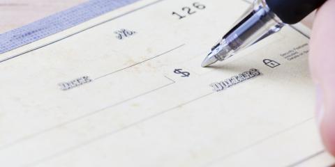 3 Benefits of Check Cashing Center, Alexandria, Kentucky