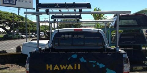 Check Out the Thule® 500 Exporter Truck Rack, Hilo, Hawaii