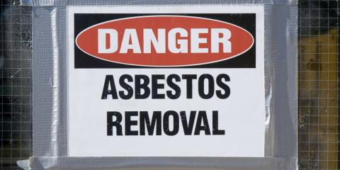 Avoid These Unfortunate Health Effects by Checking for Asbestos, Poplar Tent, North Carolina