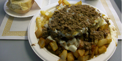 Why You Should Try a Cheeseburger Plate, North Gates, New York