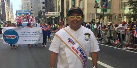 Local NYC Latin Restaurant to host Puerto Rico Fundraiser by the National Hispanic Medical Association., Manhattan, New York