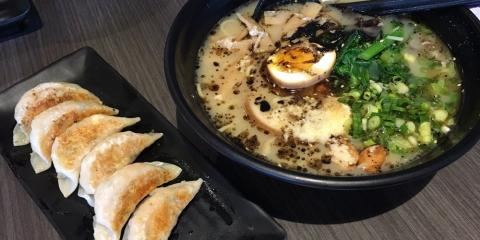 Mother's Day Special: Free Gyoza w/ Ramen Purchase, Honolulu, Hawaii