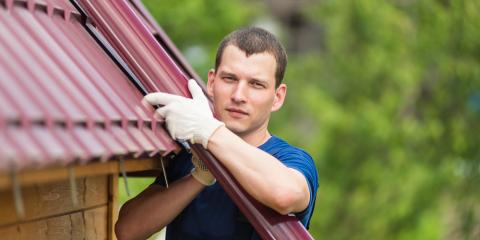 Top 5 Metal Roofing Benefits You Need to Know About, Chesaning, Michigan