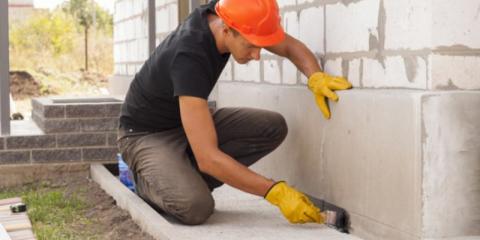 Understanding Why Basement Wall Cracks Form, Chesterfield, Missouri