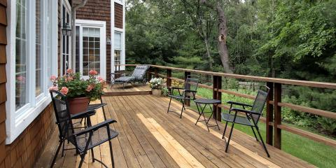 How to Plan for Deck Installation This Spring, Chesterfield, Missouri