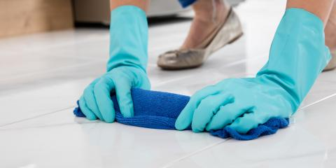 5 Tips for Cleaning Ceramic Tile Flooring, Chesterfield, Missouri
