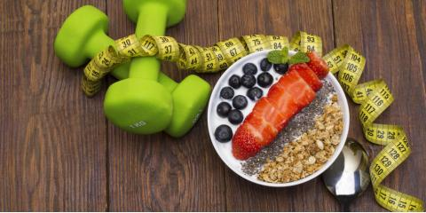 What Should You Eat Before & After a Workout?, Chesterfield, Missouri