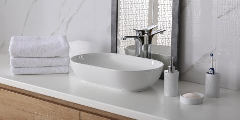 The 3 Best Bathroom Countertop Materials, Chesterfield, Missouri