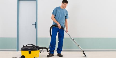 3 Maintenance Tips for Your Business's Carpet, Chesterfield, Missouri