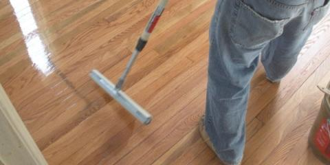 Hardwood floor care is easy offers a cleaner home for Hardwood floors st louis