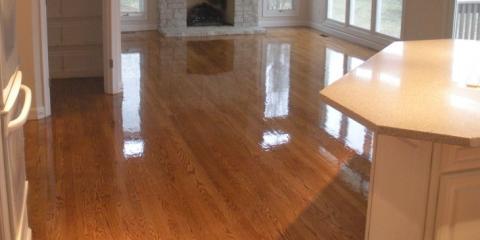 Dustless sanding hardwood refinishing from st louis s for Missouri hardwood flooring