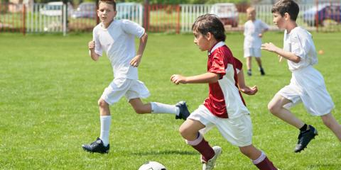 Should You Give Water or Sports Drinks to Your Children During Games? , Chesterfield, Missouri