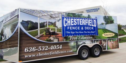 Chesterfield Fence & Deck Company, Fences & Gates, Services, Chesterfield, Missouri