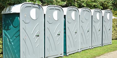 Why You Might Need Specialized Portable Toilet Services, Chetek, Wisconsin