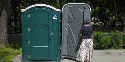 The Do's & Don'ts of Portable Toilet Etiquette, Bruce, Wisconsin
