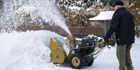 How to Choose Equipment for Snow Removal, Chewelah, Washington