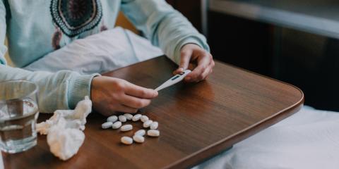 Chewelah Doctors Share 3 Early Signs of the Flu, Chewelah, Washington