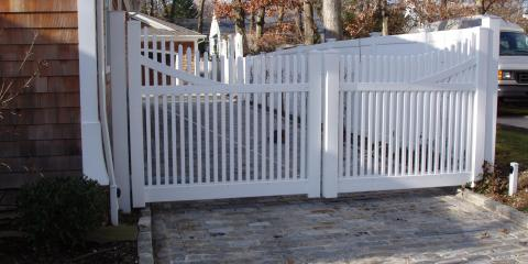 3 Reasons to Choose Wayside Fence Company for Low Maintenance Gates, Islip, New York