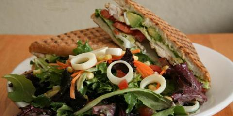 Enjoy a Wide Variety of Lunch Options at Vees Cafe, Los Angeles, California