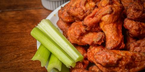 3 Reasons to Order Chicken Wings for a Get-Together, Gulf Shores, Alabama
