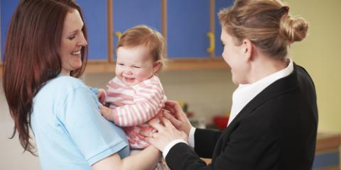 4 Tips to Make Drop-Offs Easier at the Child Care Center, Cortlandt, New York