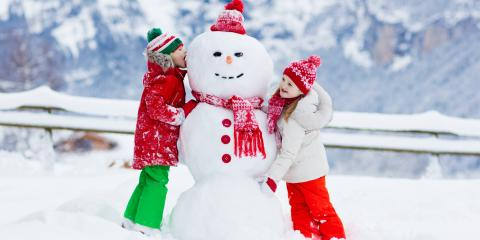 3 Benefits of Wintertime Outdoor Play, Cortlandt, New York