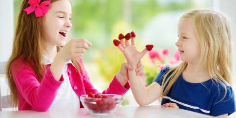 Top 5 Foods for Healthy Kids, Greensboro, North Carolina