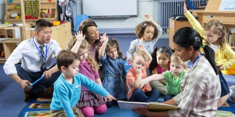 Child Care Staff Share 3 Important Academic Milestones, Delhi, Ohio